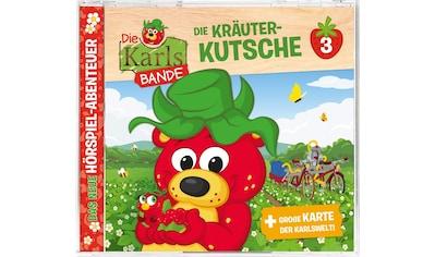Musik-CD »Folge 3:Die Kräuter-Kutsche / Karls Bande,Die« kaufen