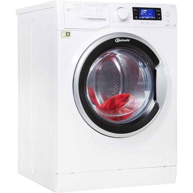 BAUKNECHT Waschtrockner WT Super Eco 9716, 9 kg / 7 kg, 1600 U/Min
