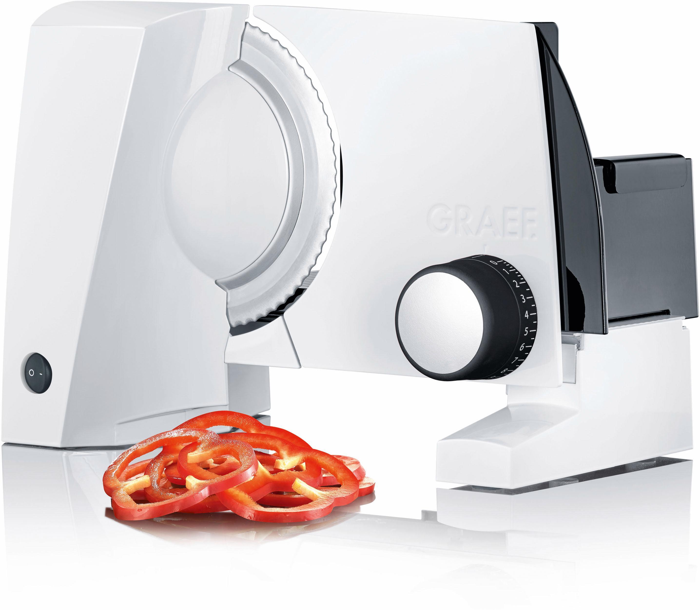 Graef Allesschneider Sliced Kitchen Sks S10001 170 Watt