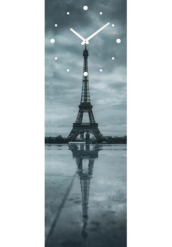 Wanduhr »Eifelturm« kaufen