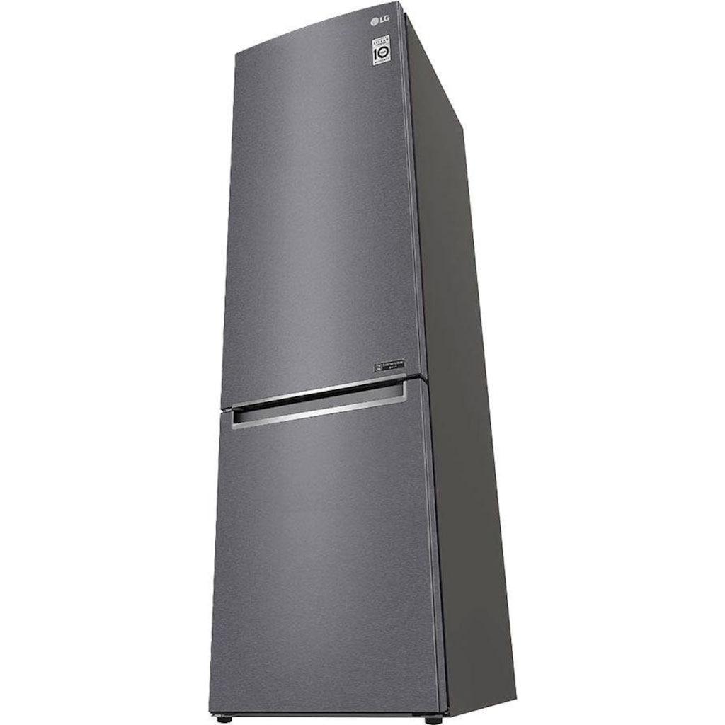 LG Kühl-/Gefrierkombination »GBP62DSNFN«, GBP62DSNFN, 203 cm hoch, 59,5 cm breit