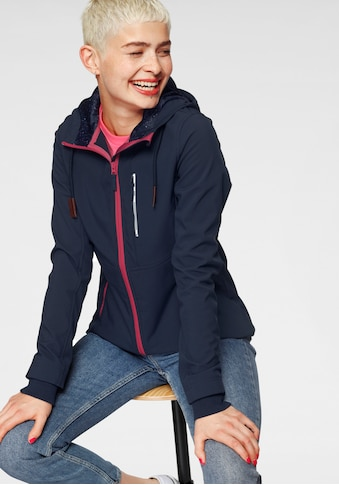 Ocean Sportswear Softshelljacke »aus nachhaltig recyceltem Polyester« kaufen