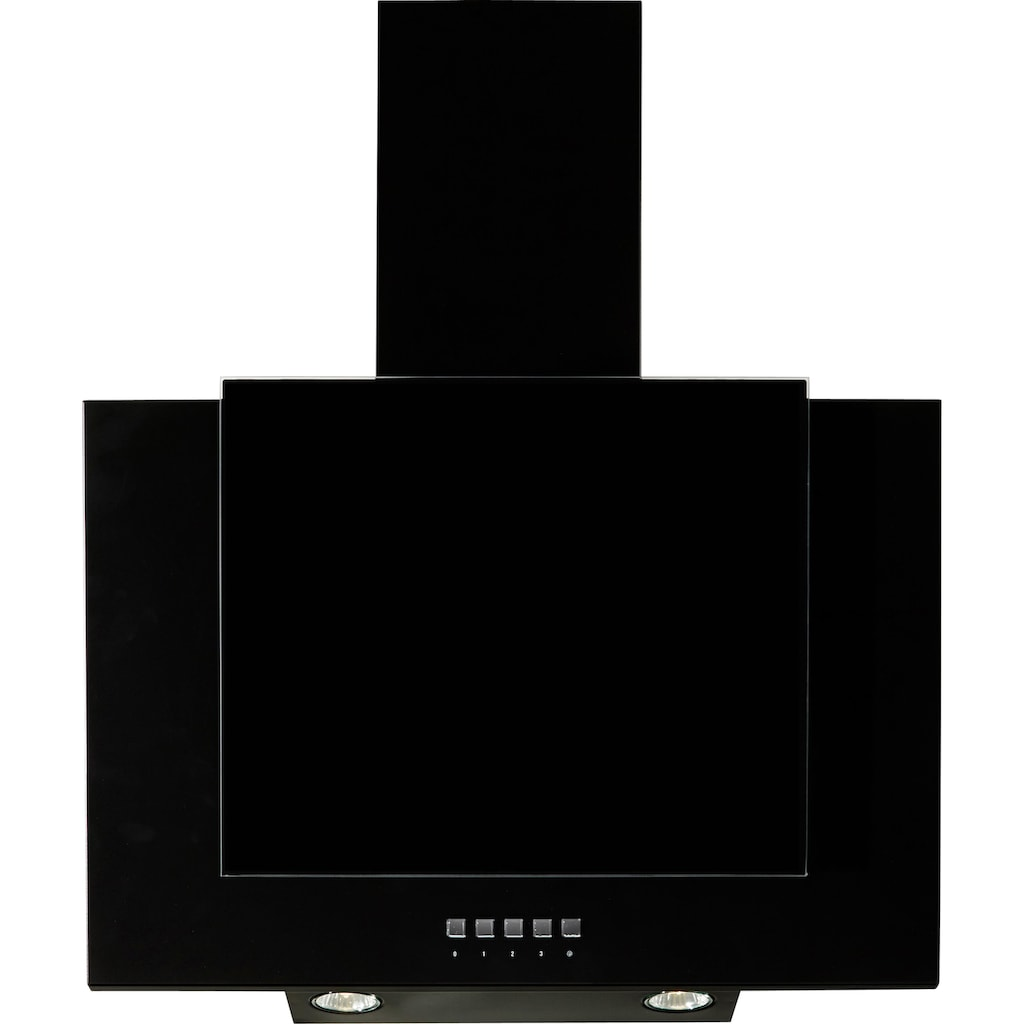 Amica Kopffreihaube »KH 17118-1 S«, LED-Beleuchtung