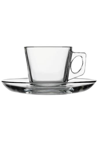 Pasabahce Espressoglas »VELA«, (6 tlg.) kaufen
