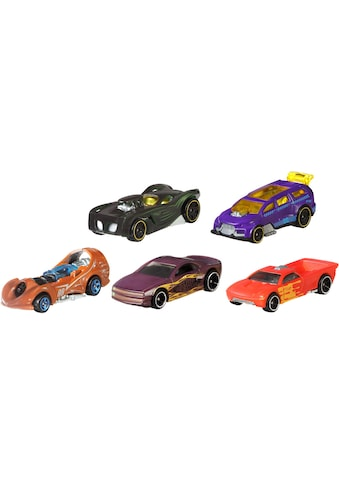Hot Wheels Spielzeug-Auto »5er Pack Hot Wheels Color Shifters« kaufen