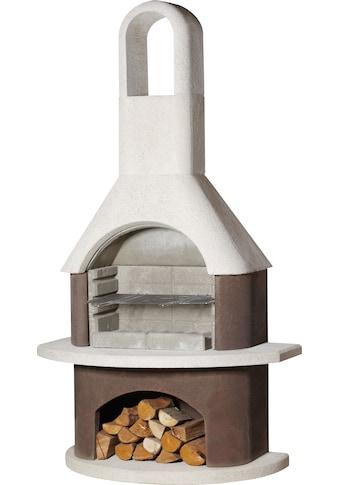 Buschbeck Grillkamin »Milano«, BxTxH: 110x65x203 cm kaufen