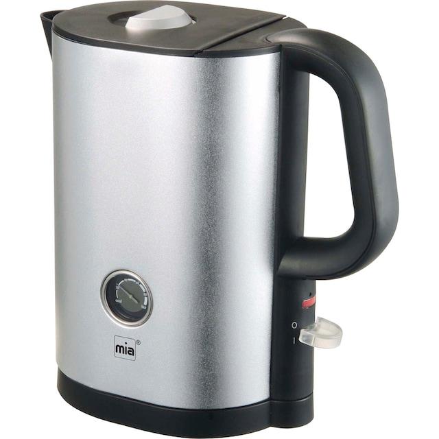 MIA Wasserkocher, EW 3654, 1,5 Liter, 2200 Watt