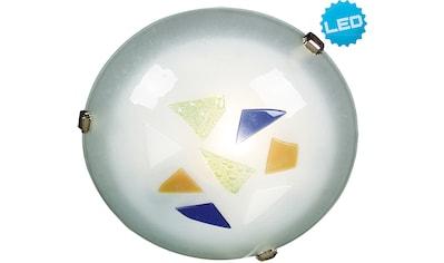 näve LED Deckenleuchte »LED Glasdeckenleuchte incl. E27«, E27, 1 St., Warmweiß kaufen