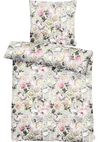 APELT Bettwäsche »Cosima«, mit Rosen kaufen