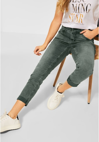 STREET ONE Loose-fit-Jeans, 5-Pockets Style kaufen