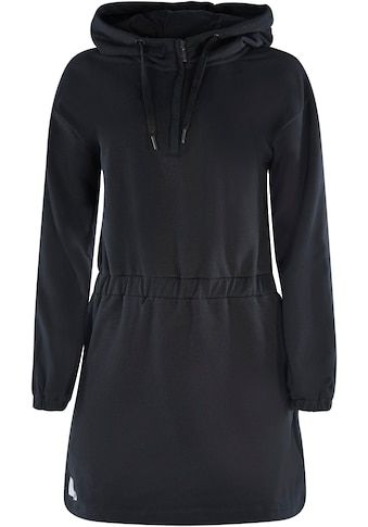 MAZINE Sweatkleid »Loma«, sportives Kleid mit Kapuze kaufen