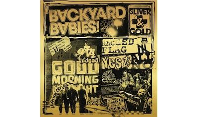 Musik-CD »Sliver And Gold / Backyard Babies« kaufen