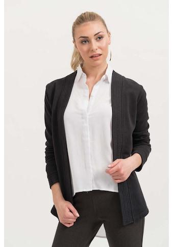 trueprodigy Sweatjacke »Lauren«, in langer Form kaufen