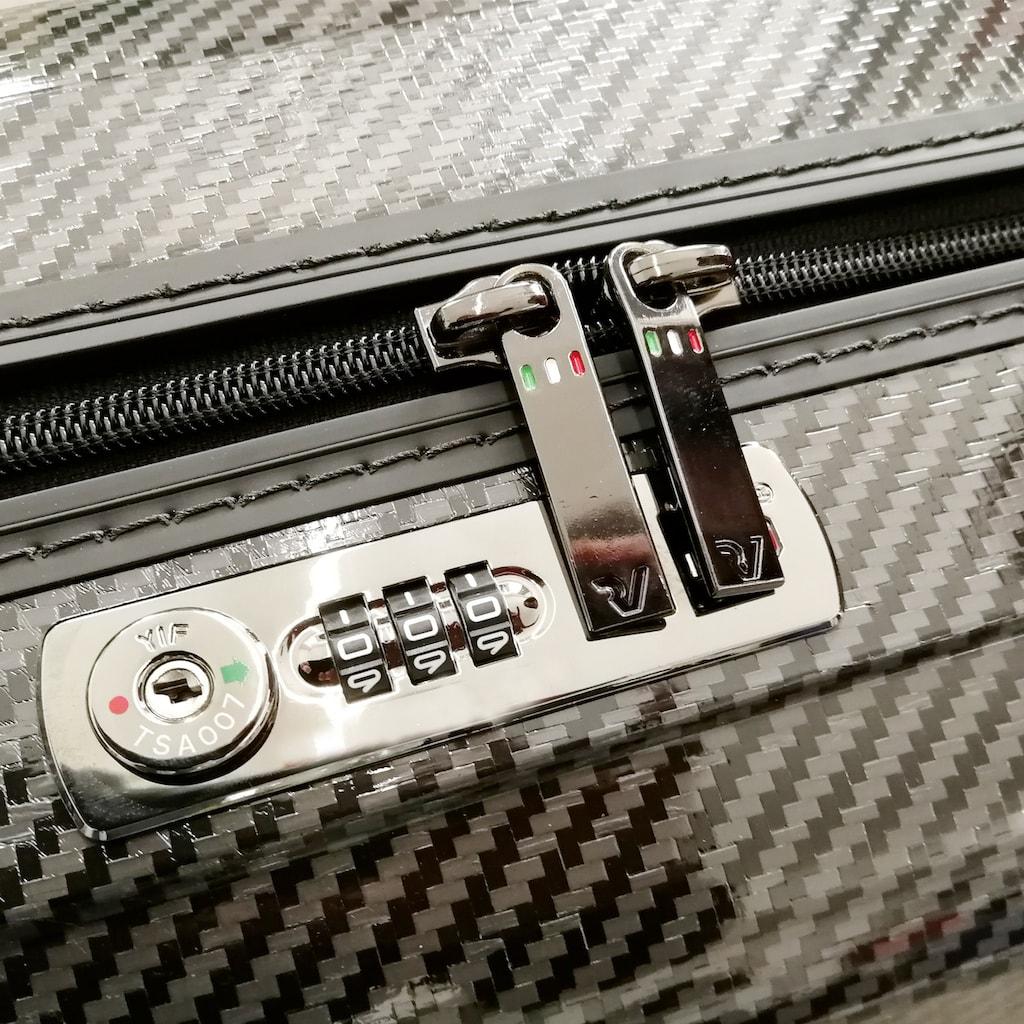 RONCATO Hartschalen-Trolley »WE ARE, 80 cm«, 4 Rollen, Made in Europe