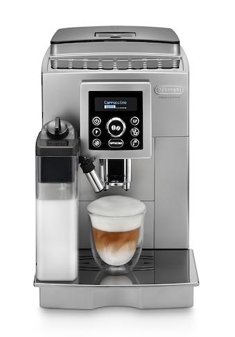 De'Longhi Kaffeevollautomat »ECAM 23.466.S«, mit LatteCrema Milchsystem, Silber kaufen