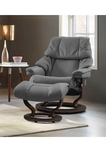 Stressless® Relaxsessel »Reno«, mit Classic Base, Größe S, M & L, Gestell Wenge kaufen
