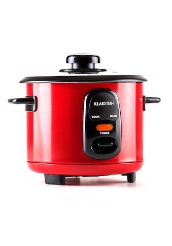 Klarstein Reiskocher Warmhaltefunktion mit Einsatzwanne 0,6 Liter kaufen