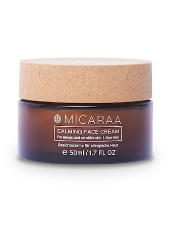 MICARAA NATURAL COSMETICS Gesichtspflege »Creme für allergische Haut«, gegen Rosacea... kaufen