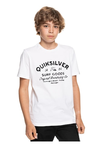 Quiksilver T-Shirt »Closed Tions« kaufen