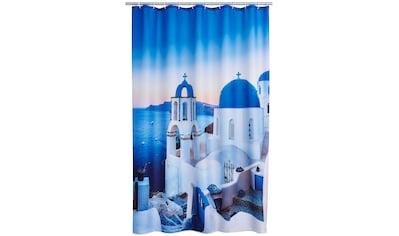 Ridder Duschvorhang »Santorini«, Breite 180 cm, (1 tlg.), Höhe 200 cm kaufen