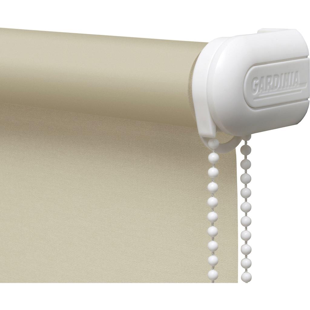 GARDINIA Seitenzugrollo »Uni-Rollo Abdunklung«, verdunkelnd, 1 Stück, im Fixmaß
