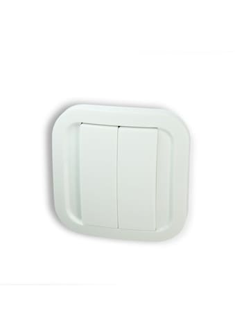 NodOn Flexibel positionierbarer Smart Home Schalter »EnOcean Wandschalter doppelt und... kaufen