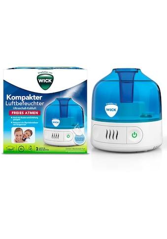 WICK Luftbefeuchter »WUL505«, 0,5 l Wassertank, kompakter Luftbefeuchter kaufen