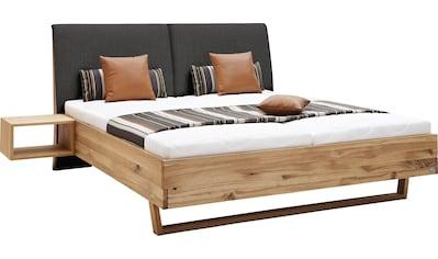 ADA premium Massivholzbett »Gillian«, inkl. Nachttische, wahlweise mit Matratze und... kaufen