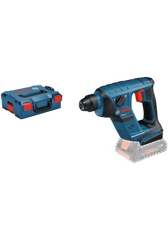 Bosch Professional Akku-Bohrhammer »GBH 18 V-LI Compact Professional«, (1 tlg.), mit... kaufen