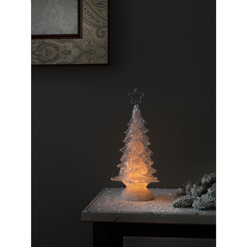 KONSTSMIDE LED Baum »Acryl«, Warmweiß, rotierend, Höhe ca. 30 cm