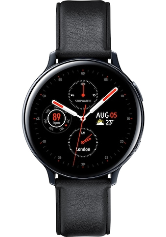 Samsung Smartwatch »Galaxy Watch Active2 Edelstahl, 44 mm, Bluetooth (SM-R820)«, ( ) kaufen