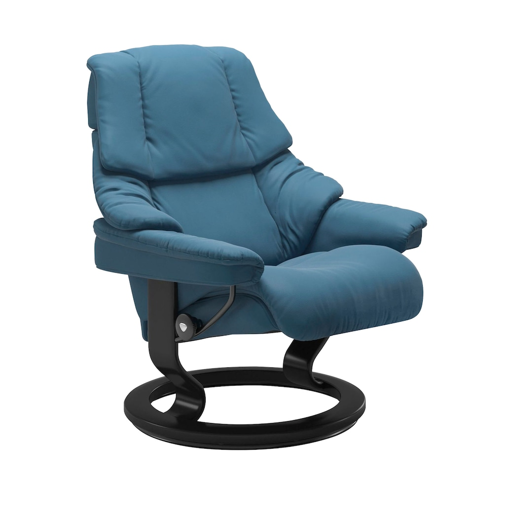Stressless® Relaxsessel »Reno«, mit Classic Base, Größe S, M & L, Gestell Schwarz