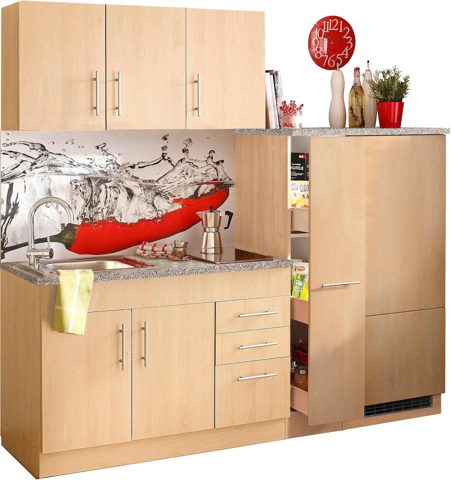 Bildquelle: HELD MÖBEL Single Küche »Toledo«, Breite 180 Cm