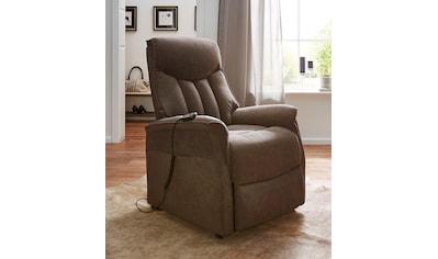 Duo Collection TV-Sessel, mit Aufstehhilfe, bis 150 kg belastbar, XXL kaufen