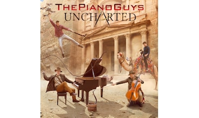 Musik-CD »Uncharted / Piano Guys,The« kaufen
