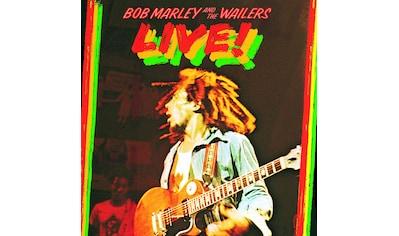 Musik-CD »LIVE! / MARLEY,BOB & THE WAILERS« kaufen