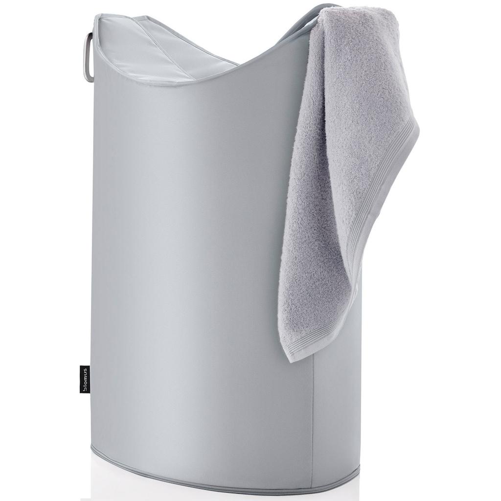BLOMUS Wäschesack »Wäschesammler -FRISCO- silbergrau«