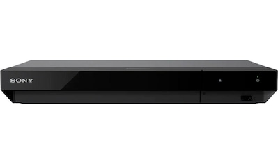 Sony Blu-ray-Player »UBP-X500«, 4k Ultra HD, LAN (Ethernet), 4K Upscaling-Deep Colour kaufen