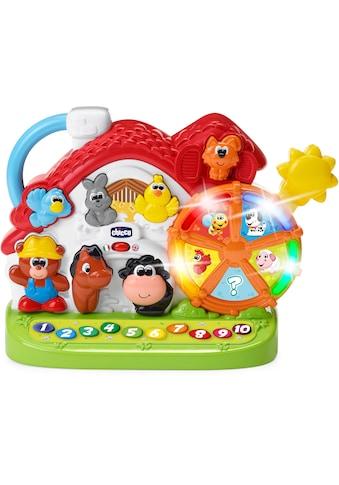Chicco Lernspielzeug »Sprechende Farm (D/GB)« kaufen