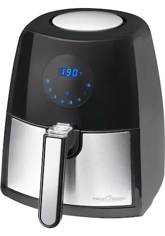 ProfiCook Heissluftfritteuse »PC-FR 1147 H«, 1500 W, Fassungsvermögen 0,5 kg kaufen