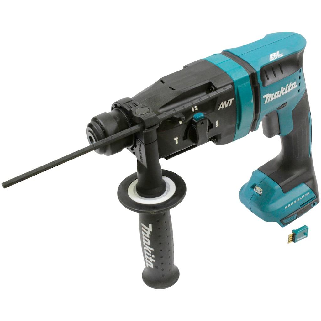 Makita Akku-Kombibohrhammer »DHR182ZU«, 18 V, SDS+