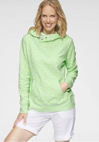 NAVIGAZIONE Kapuzensweatshirt, mit Tennis-Print kaufen