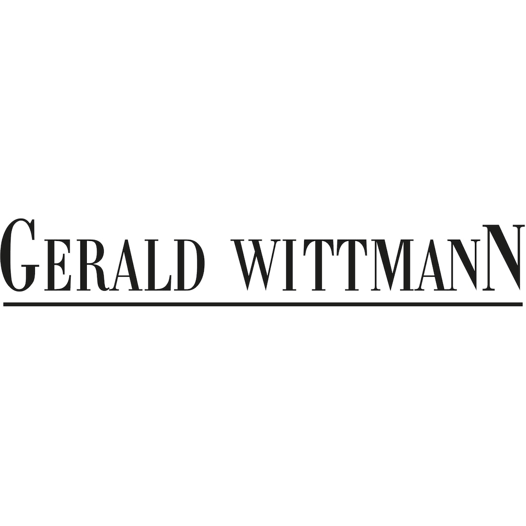 Gerald Wittmann Bettwäsche »Microfaser-Seersucker«