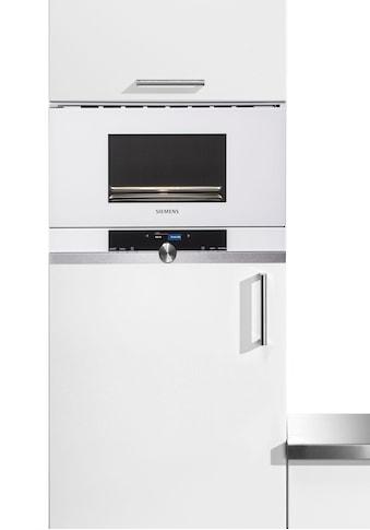 SIEMENS Einbau - Mikrowelle BF634RGW1, 900 W kaufen
