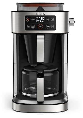 Krups Filterkaffeemaschine »KM760D Aroma Partner«, Integrierte Kaffee-Vorratsbox;... kaufen