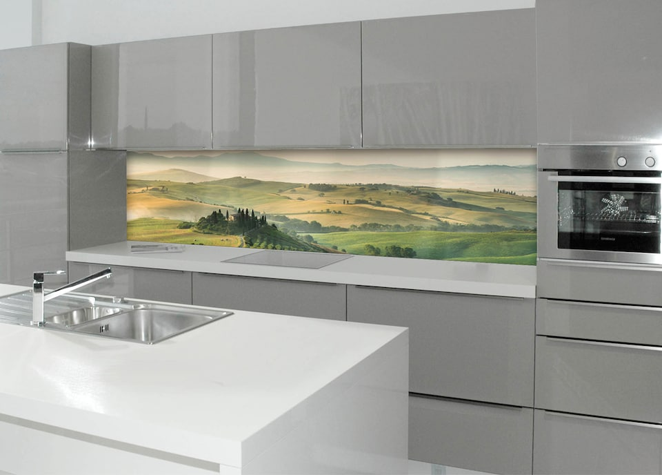 Kuchenruckwand Spritzschutz Profix Italien 220x60 Cm Online