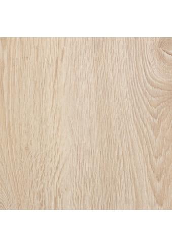 BODENMEISTER Packung: Laminat »Dielenoptik Eiche hell weiß grau«, Landhausdiele 217 x 24 cm kaufen
