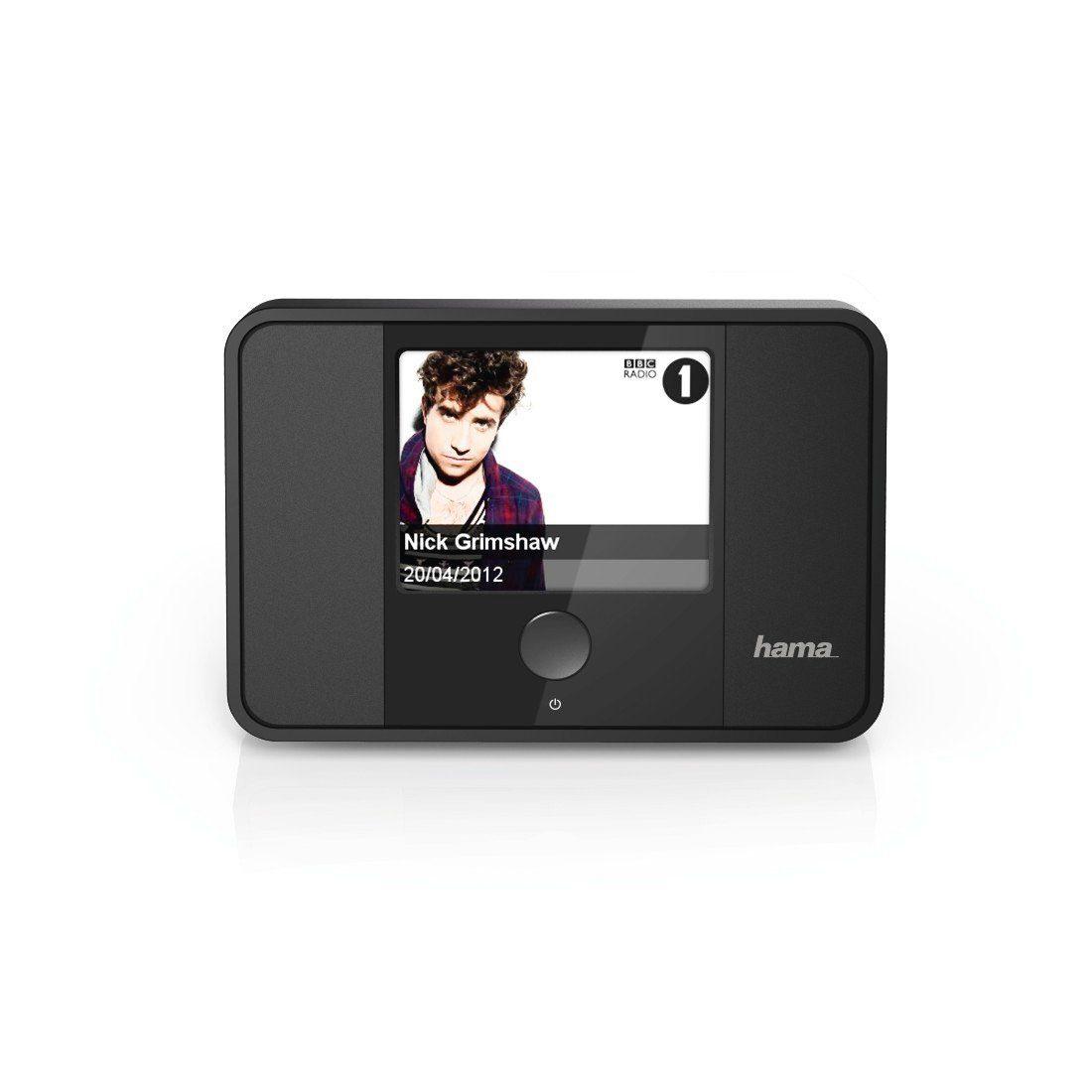 Hama Digital Tuner DIT1000MBT Internetradio/Digitalradio/DAB+  »Multiroom/Bluetooth/App/WLAN«
