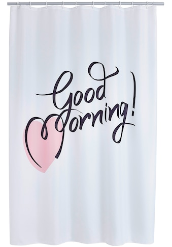 Ridder Duschvorhang »Good Morning«, Breite 180 cm, (1 tlg.), Höhe 200 cm kaufen