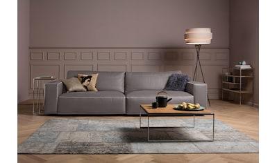 GALLERY M Big-Sofa »Lucia«, in vielen Qualitäten und 4 unterschiedlichen Nähten, 2,5-Sitzer kaufen